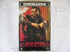 Hot Toys 1/6 Commando John Matrix MMS276 Action Figure Arnold Schwarzenegger NEW