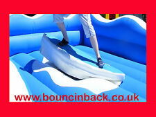 Surf simulator Padded Board COVER keep your board safe well padded.