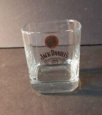 "Jack Daniel's Old No.7 Brand ""GOLD MEDAL"" 1905 Whiskey Glass 9 oz EUC"