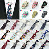 100% Cotton Tie Print Necktie Men Fashion Classical 6cm Slim Skinny Ties Flowers