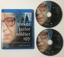 Tinker Tailor Soldier Spy Blu-Ray Discs 1979 BBC 📀 Alec Guinness x John Le Carr
