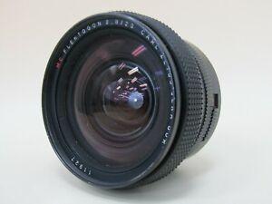 Vintage Carl Zeiss Jena MC Flektogon 2.8/20 Camera Lens