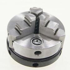 Watch Makers 3 Jaws Self Centering Lathe Chuck [Diameter:50mm]
