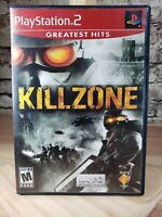 Killzone PlayStation 2 Greatest Hits excellent condition!