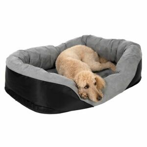 Lazy Dog Bed Memory Foam Orthopaedic Mattress Water Resistant Mat Washable Cover