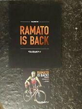 WILIER RAMATO IS BACK  Prospekt brochure Katalog + Flyer