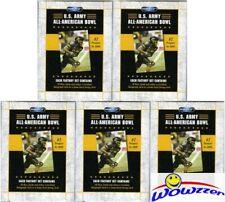 5-2009 Razor Army HOBBY Factory Sealed Box-5 AUTOGRAPH/GU+Christian McCaffrey RC