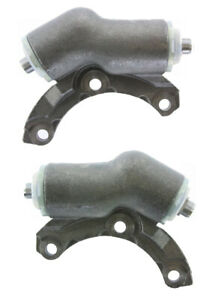 2 Brake Wheel Cylinders CENTRIC Rear Left/Right Forward  For FORD