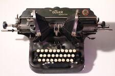 Antique Typewriter ~ Oliver No 9 ~ Bat Wing Keys ***** Made in USA *****
