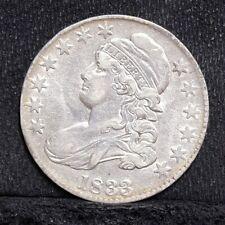 1833 Bust Half Dollar - XF Details (#28304)