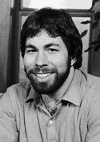 Art print POSTER / Canvas Steve Wozniak