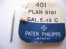 PATEK PHILIPPE E 19 WATCH STEM PART NUMBER 401