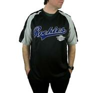 Vintage Authentic Colorado Rockies MLB Jersey XL 46 48 Sewn Stitched Genuine 90s
