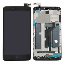 LCD Screen Replacement Assembly+Frame For ZTE Blade Z Max Z982 Z981 Z983 NEW