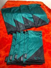 Oakley Sunglasses Bag Lot of 9 Microfiber MASTERS Augusta National M2