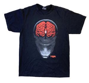 Tool Men's Size Medium Band Tee Disc One Black Metal T Shirt