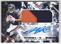 2018 Panini Origins #134 Anthony Miller RC Auto Patch RPA