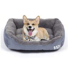 Medium Pet Dog Cat Bed Puppy Cushion House Pet Soft Warm Kennel Dog Mat Blanket