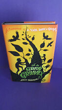In A Glass Grimmly SIGNED by Adam Gidwitz 1st Edition HCDJ