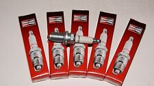 6 PACK OF CHAMPION RC12YC SPARK PLUGS OEM FOR BRIGGS AND KOHLER ENGINES E10