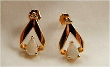 Opal Diamond Post Earrings New listing