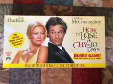 How To Lose A Guy In 10 Days Board Game, Paramount Movie Promo