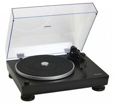 AUDIO TECHNICA AT-LP5 DIRECT DRIVE TURNTABLE AT95Ex CARTRIDGE USB + SOFTWARE