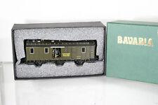 BAVARIA 2.55.2 Heizkesselwagen, Fertigmodell mit Inneneinrichtung, TOP, OVP