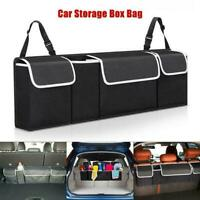 Car Interior Accessories Back Seat Storage Box Bag Trunk Oxford Organizer C C8S2