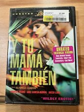 New listing Y Tu Mama Tambien (Dvd, 2002, Unrated) New/Sealed