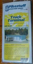 "Pikestuff HO #541-5001 Motor Freight Terminal -- Kit - 4-3/16 x 11-1/8"""