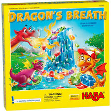 Haba Dragon's Breath - Family Skill and Strategy Board Game