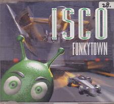 ISCO-Funkytown cd maxi single