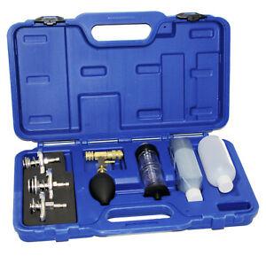CO2 Lecktester Zylinderkopfdichtung prüfen Kühlwasser tester kfz Werkzeug