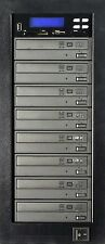 MediaStor #a53 MultiMedia 1-7 Copy USB CF SD MS Flash Memory to 7 DVD Duplicator