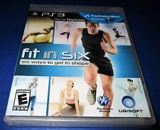 Fit in Six Sony PlayStation 3 *Factory Sealed! *Free Shipping!