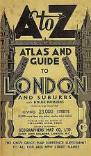London Street Atlas by Geographers' A-Z Map Company (Paperback, 2008)