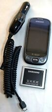 Samsung SGH-T749 T-Mobile BLACK Highlight Cell Phone Touchscreen 3MP Camera text