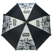 Parapluies noir pour fille de 2 à 16 ans
