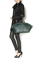 MSRP $595 NWT Ramy Brook Satchel Hunter Large Handbag Cowhide Soft Leather