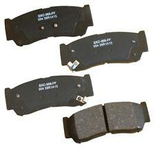 Disc Brake Pad Set-Stop Ceramic Brake Pad Rear Bendix SBC954