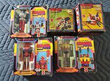 Vintage Rare Mattel Shogun Warriors 5