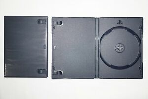 (x2 Cases) Genuine OEM PS2 Sony PlayStation 2 Replacement Video Games Cases