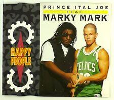 Maxi CD - Prince Ital Joe Feat. Marky Mark - Happy People - A4342
