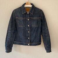 Helmut Lang 1998 Denim Jacket size 44 archive archival vintage Raw