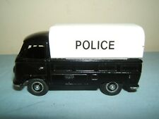 BUDGIE  MODEL No.204 VOLKSWAGEN PICK-UP  'POLICE'  CODE 3