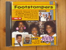 Footstompers Vol. 18 / Edwin Starr The Contours Saundra Edwards Hatti Littles