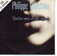 CD SINGLE 2T PHILIPPE LAFONTAINE / JJ CALE + 1