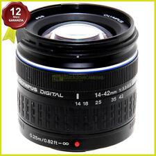 Olympus 14/42 mm. f3,5-5,6 ED innesto 4/3. Obiettivo per fotocamera digitale.