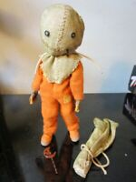 "NECA TOYS Trick R Treat Sam 8"" Inch Clothed Action Figure Horror Halloween Retro"